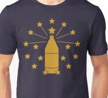 40 ounces to Indiana Unisex T-Shirt