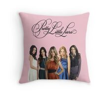 Pretty Little Liars - PLL - (Designs4You) Throw Pillow