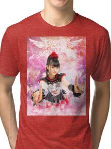 BABYMETAL - THE QUEEN Tri-blend T-Shirt