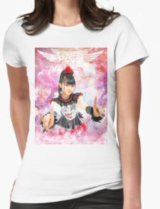 BABYMETAL - THE QUEEN Womens Fitted T-Shirt
