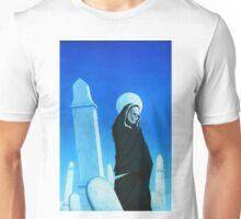Walking Amongst the Tombstones Unisex T-Shirt