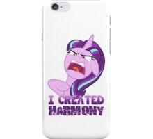 STARLIGHT GLIMMER - HARMONY! iPhone Case/Skin