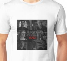 The mightiest of tears  Unisex T-Shirt