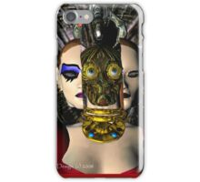 ANDROID XENIA SPACESHIP PILOT  / Sci -Fi iPhone Case/Skin
