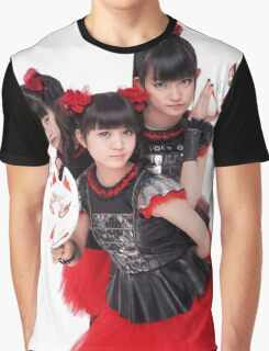 BABYMETAL - Day Of The Fox Graphic T-Shirt
