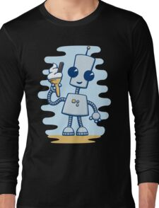 Ned's Ice Cream Long Sleeve T-Shirt