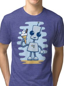 Ned's Ice Cream Tri-blend T-Shirt