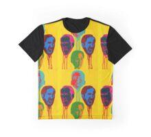 Nicolas Cage Pop Art Graphic T-Shirt