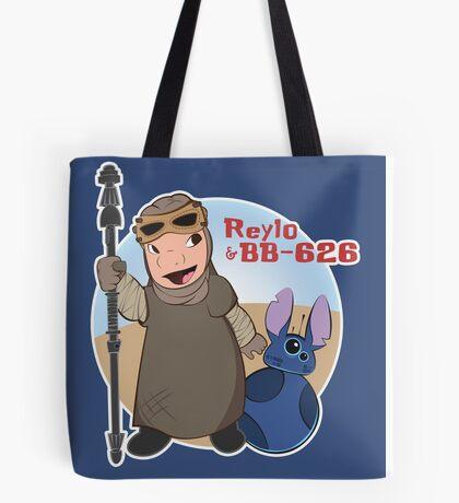 Reylo & BB-626 Tote Bag