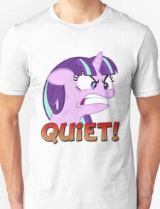 STARLIGHT GLIMMER - QUIET! T-Shirt