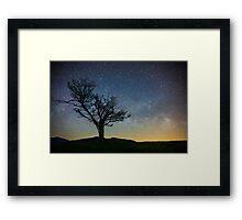 Starry Dreams Framed Print