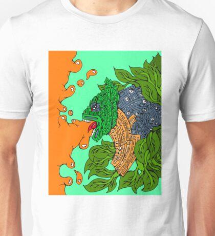 Jaguar Vomit God Unisex T-Shirt