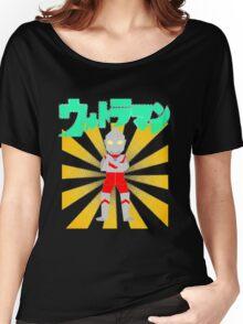 Origami Ultraman Women's Relaxed Fit T-Shirt