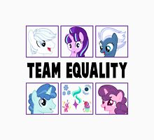 TEAM EQUALITY - CLEAR BOXES VERSION Unisex T-Shirt