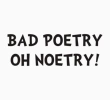 Bad Poetry One Piece - Long Sleeve