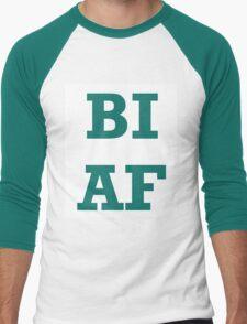 Bi AF Men's Baseball ¾ T-Shirt
