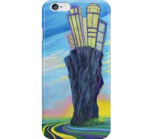 Yellow Road to Lone Rock iPhone Case/Skin