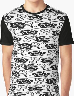 floral 1 Graphic T-Shirt