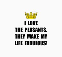 Peasants Fabulous Women's Fitted Scoop T-Shirt