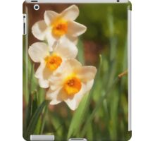 Spring In Bloom iPad Case/Skin