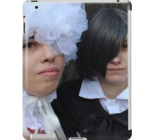 Ciel Phantomhive and Doll iPad Case/Skin