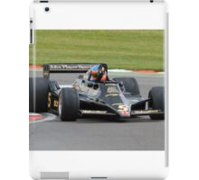 Lotus F1 - Type 79 - 1978/79  iPad Case/Skin
