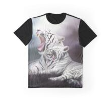 Wild Generations - White Tigers Graphic T-Shirt