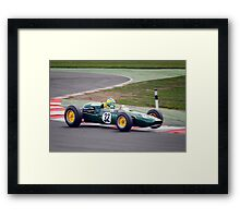 Lotus F1 - Type 24 - 1962/63 Framed Print
