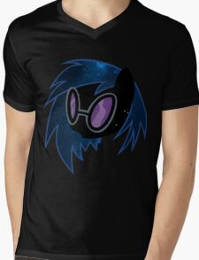 Vinyl Scratch Abstract 2 Mens V-Neck T-Shirt