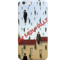 Magritte - Golconde iPhone Case/Skin