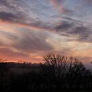 Sunrise over The Rower, County Kilkenny, Ireland by Andrew Jones
