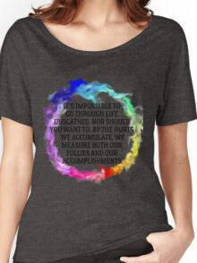 Follies And Accomplishments Women's Relaxed Fit T-Shirt