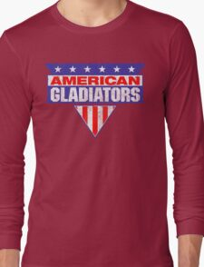 American Gladiators Long Sleeve T-Shirt