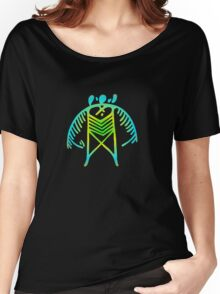 Native Symbols--Thunderbird Women's Relaxed Fit T-Shirt