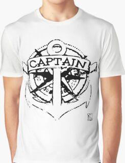 Captain 2.0 Graphic T-Shirt