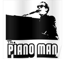 Billy Joel - The Piano Man Poster