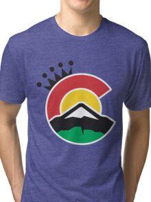 CO Crown Tri-blend T-Shirt