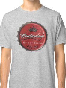 BUDWEISER BOTTLE CAP Classic T-Shirt