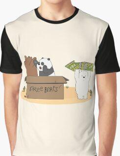 Free Bears! Graphic T-Shirt