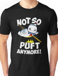 Not So Puft Anymore! Unisex T-Shirt