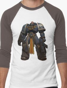 Space Marine Catala Men's Baseball ¾ T-Shirt