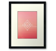 empty hons Framed Print