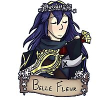 Lucina - Beautiful Flower Photographic Print