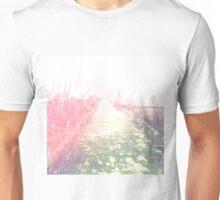 beach boardwalk Unisex T-Shirt