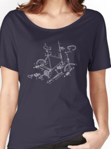 Bike addict Women's Relaxed Fit T-Shirt