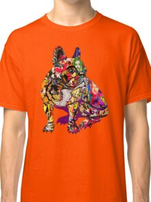 Graffiti dog Classic T-Shirt