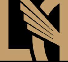 Los Angeles Football Club - LAFC Sticker