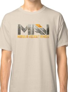 Distressed MAV Gear Classic T-Shirt