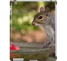 Ahhhh.... Azalea Cocktails this Afternoon iPad Case/Skin