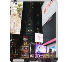 NYC Times Square  iPad Case/Skin